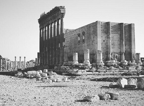 Palmyre, l'un des plus importants foyers culturels du monde antique