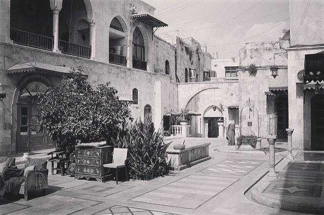 La Vieille ville d'Alep, un tissu architectural exceptionnel