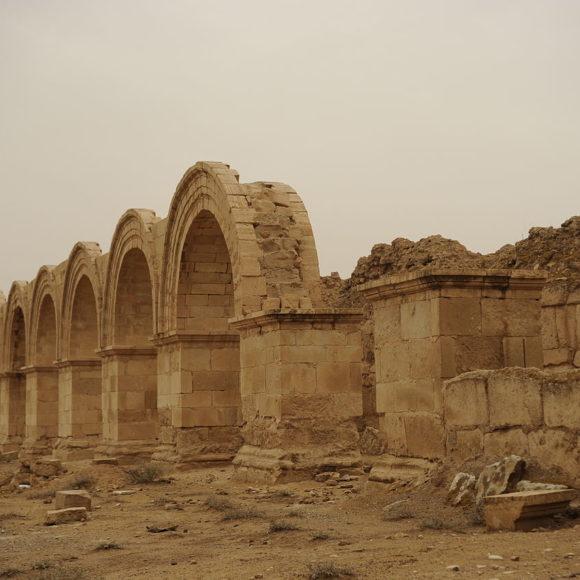 Hatra, un site archéologique en péril