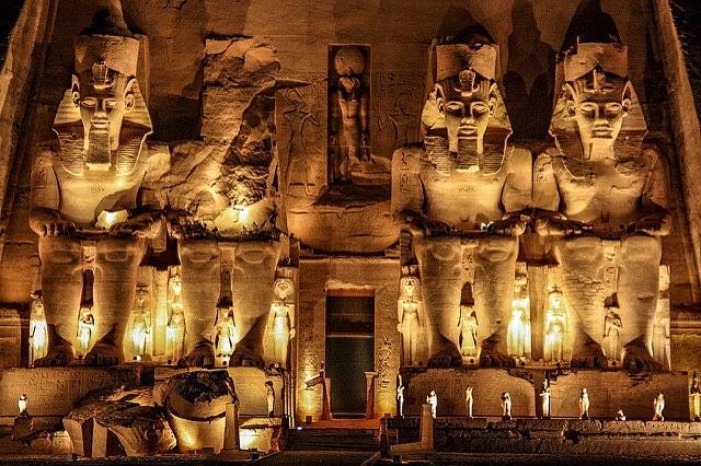 Les Monuments de Nubie, une empreinte de l'histoire des pharaons en Égypte