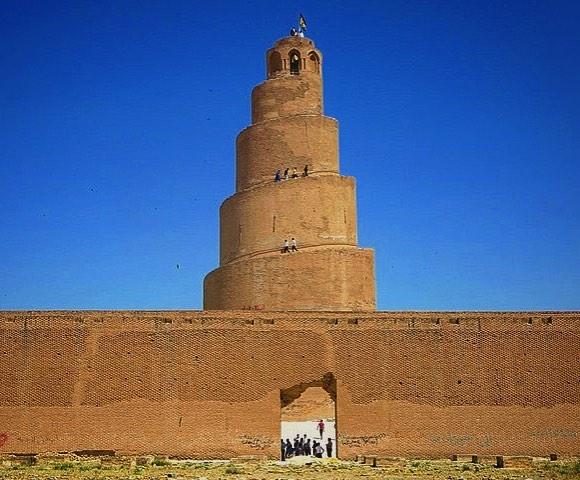 Samarra, un témoignage architectural exceptionnel du puissant empire abbasside