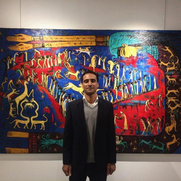 Alaa Awad, une esthétique inspirée de l'Egypte pharaonique