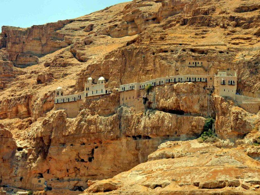 Jéricho, l'une des plus anciennes villes habitées dans le monde
