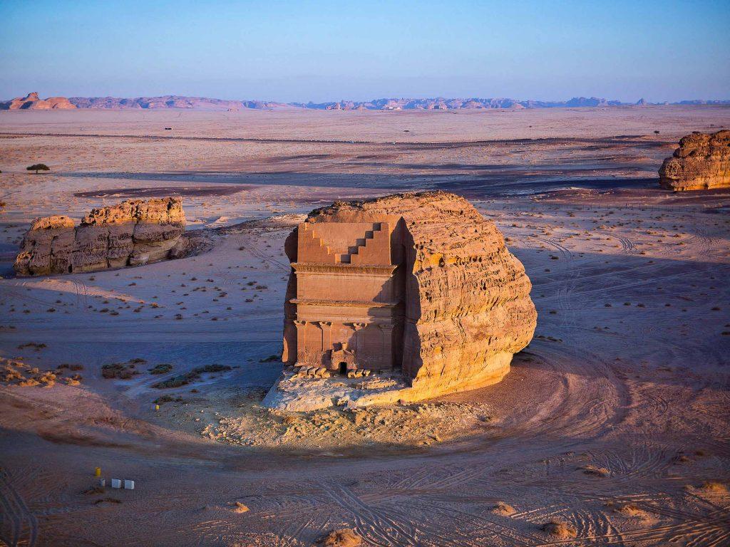 Al-'Ulâ, un joyau méconnu d'Arabie
