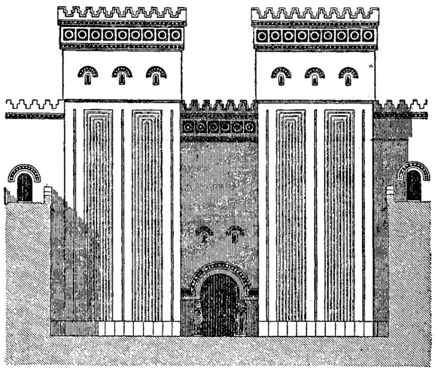 Khorsabad et la naissance de l'urbanisme au Proche-Orient