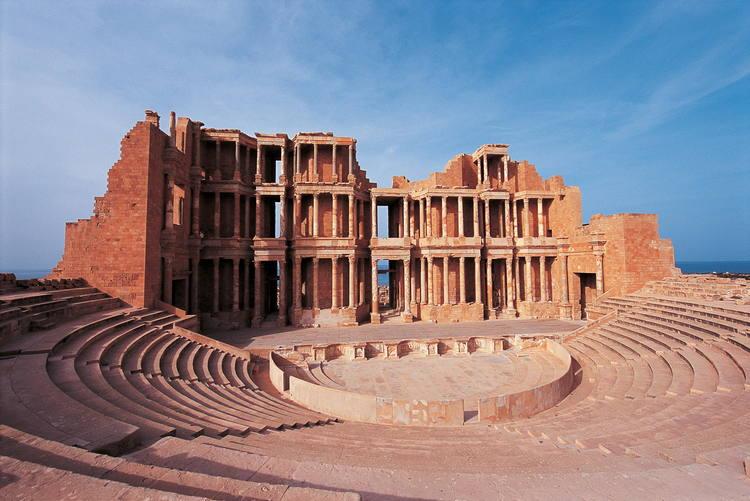 Sabratha: une cité libyenne oubliée?