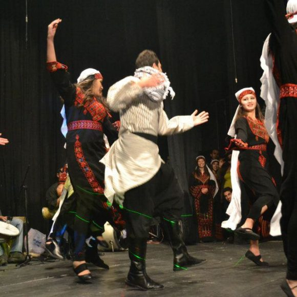 Dabke : from Social Dance to Political Stance