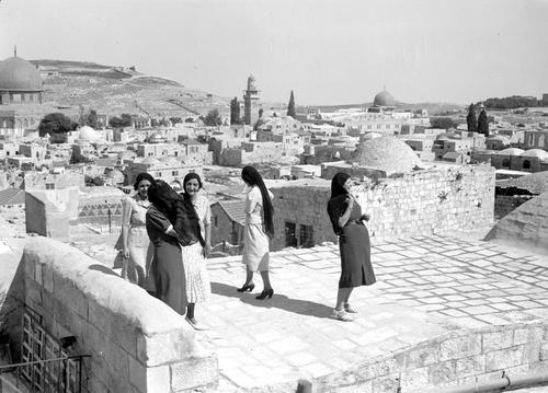 Partenariat avec la photographe Anabell Guerrero :  Femmes et Paysages de Palestine
