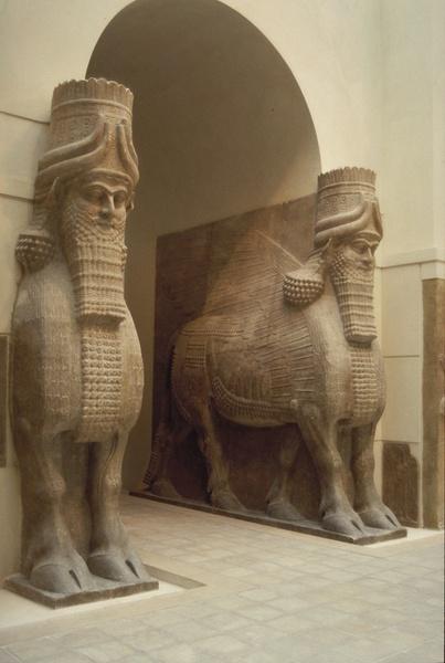 Destruction et trafic illicite des biens culturels en Irak : l'exemple de Khorsabad