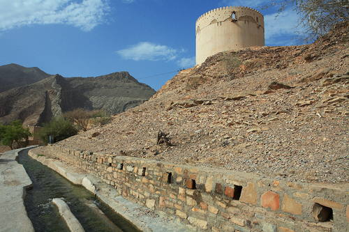 The Wonders of Water: The Aflaj of the Sultanate of Oman