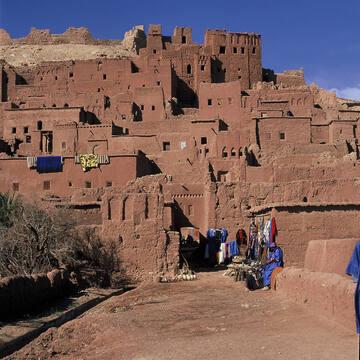 Ksar Aït Ben-Haddou : témoin de l'architecture présaharienne au Maroc