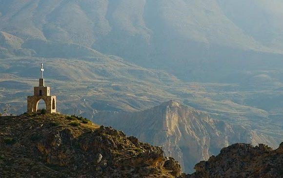 La Wadi Qadisha : La vallée sainte et la forêt des Cèdres de Dieu
