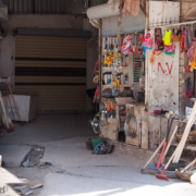 The Suqs of Old Mosul: The complexity of time and space